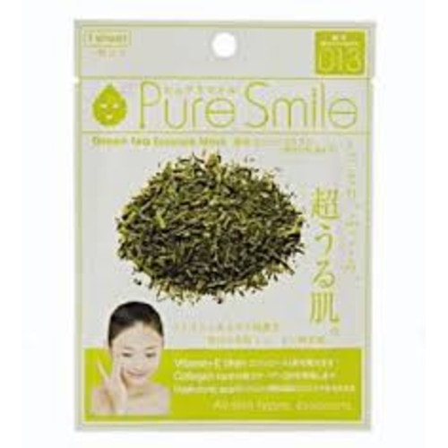 """Pure Smile"" ""Essence mask"" Антиоксидантная маска для лица с эссенцией зелёного чая 23 мл, Артикул: 000228"