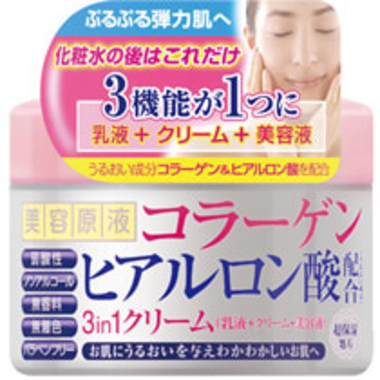 Cosmetex Roland Крем для лица с гиалуроновой кислотой и коллагеном, 180 гр.Артикул: 056736