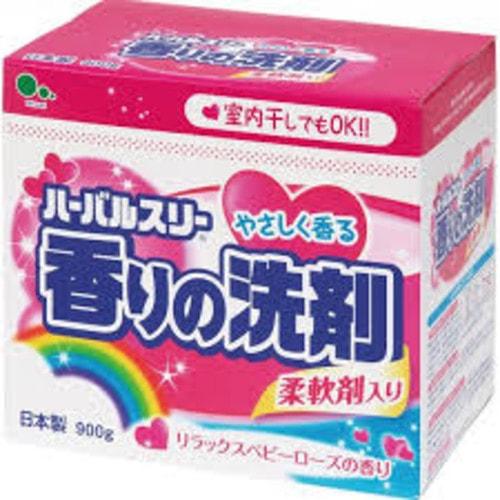 Mitsuei Стиральный порошок с кондиционером для цветного белья, 0,9 кг, Артикул: 060588