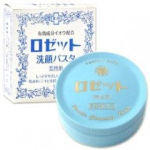 ROSETTE Подсушивающая пенка для умывания для нормальной и жирной кожи с серой, предотвращающей угревую сыпь и сухость кожи 130 г