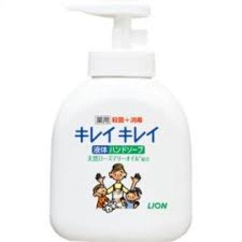 "Lion ""Kirei kirei"" Жидкое мыло для рук с ароматом лимона 250 мл,Артикул:176817"