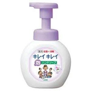 """Lion """"Kirei Kirei"""" Антибактериальное жидкое мыло для рук  с цветочным ароматом"""