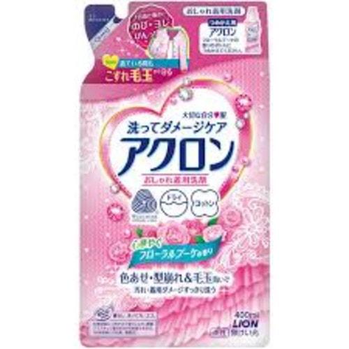 """Lion """"Acron"""" Жидкое средство для стирки деликатных тканей  с ароматом цветов"""