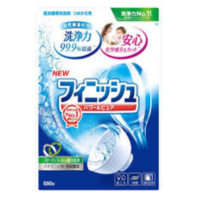 """""""Finish ECO Clean EX"""" Порошок для посудомоечных машин  сменная упаковка 550 г"""