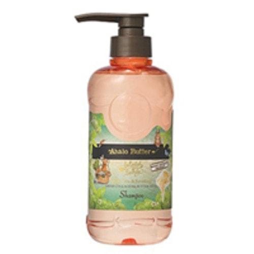 Ahalo Butter Shampoo Premium Scalp Шампунь восстанавливающий  , без сульфатов и силикона