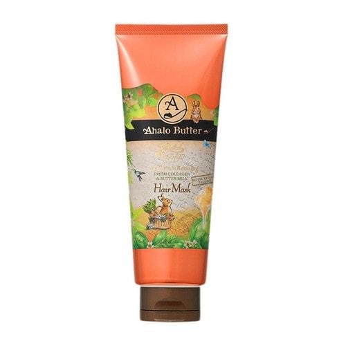 Ahalo Butter Hair Mask Premium Sculp Маска восстанавливающая на растительной основе  (без сульфатов),220 г/  560035