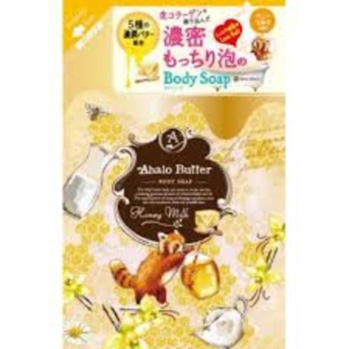 Ahalo Butter  Жидкое мыло для тела с ароматом меда и ванили, сменная упаковка 420 мл, Артикул: 560257