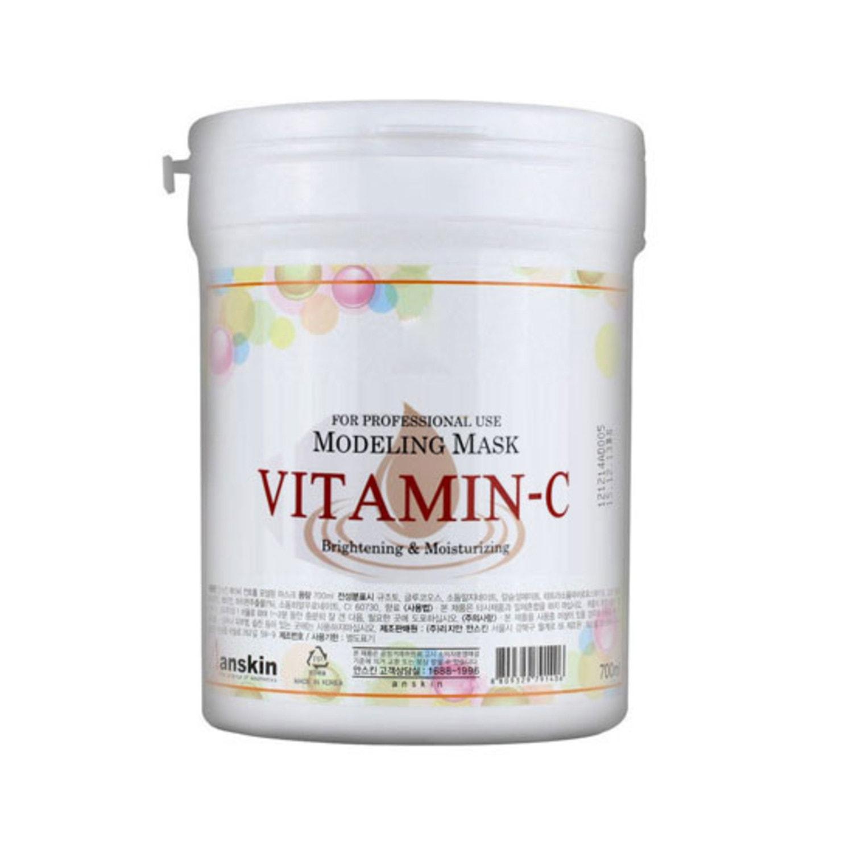 Anskin «Vitamin-C Modeling Mask» Маска альгинатная с витамином С  банка 700 гр, Артикул: 791215