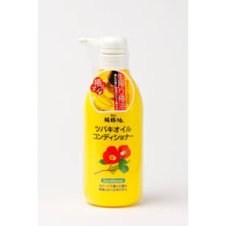 """KUROBARA """"Camelia Oil Hair Conditioner"""" Кондиционер для поврежденных волос с маслом камелии японской 500 мл,  Артикул: 972713"""