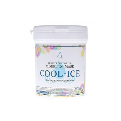 ANSKIN Modeling Mask Cool-Ice Soothing & Management Альгинатная маска охлаждающая и успокаивающая с экстрактом мяты240 г