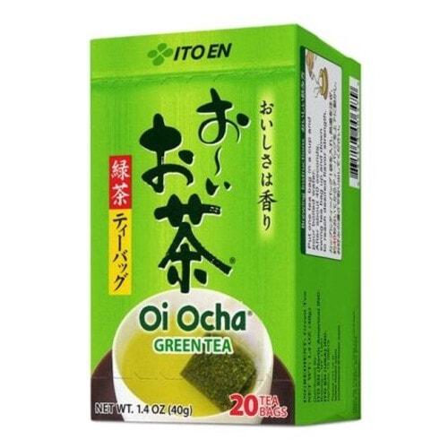 ITOEN Premium Зеленый чай  в пакетиках, 20шт коробка