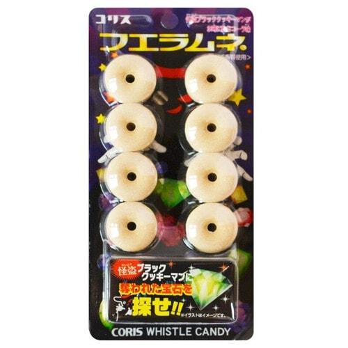 Coris Содовая конфетка-свисток со вкусом Колы, 8 шт+подарок