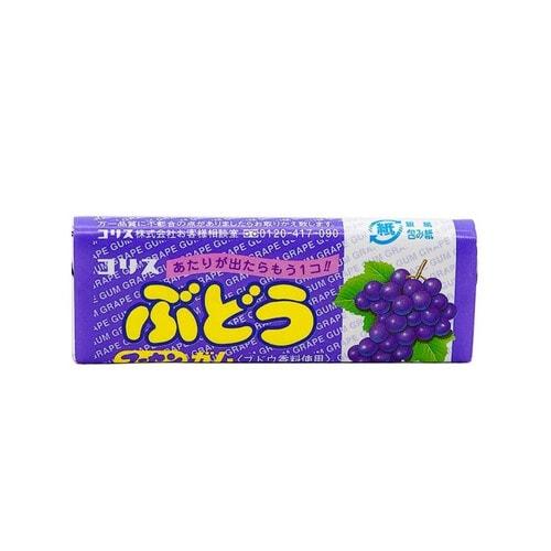 Coris Жевательная резинка со вкусом Винограда, 11 гр