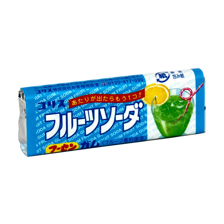 CORIS Жевательная резинка со вкусом лимонада, 11г
