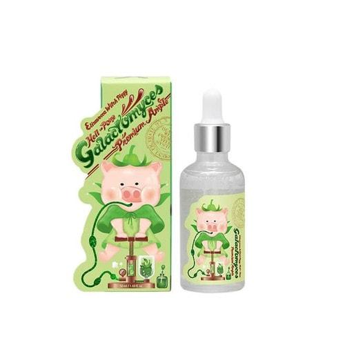 Elizavecca Witch Piggy Hell-Pore Galactomyces Premium Ample Ампульная сыворотка с экстр. галактомисиса 97%, 50мл./ 752400
