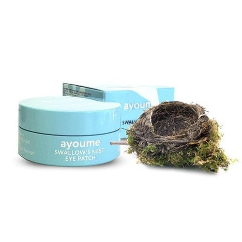 Ayoume Swallow's Nest Eye Patch патчи для глаз с экстрактом ласточкиного гнезда, 60шт/ 804111