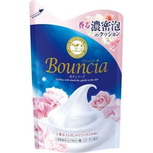 """COW """"Bouncia"""" Сливочное жидкое мыло для рук и тела с ароматом роскошного букета"""