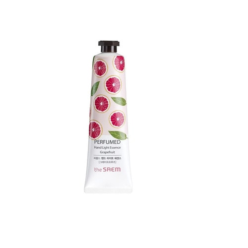 THE SAEM Perfumed Hand Light Essence Grapefruit Крем-эссенция для рук парфюмированный, 30 мл. / 128725