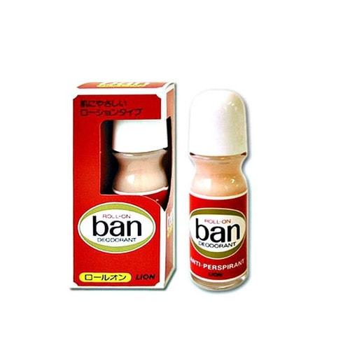 """LION Ban Дезодорант-антиперспирант """"Длительная защита""""  с легким цветочным ароматом"""