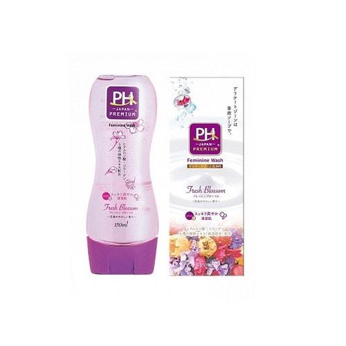 JRS pH Care Нежный гель для интимной гигиены с пантенолом и растительными экстрактами,150 мл./ 213326