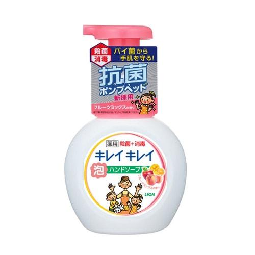 "LION ""KIREI KIREI"" Мыло-пенка для рук с ароматом фруктового микса, 250 мл./ 240990"