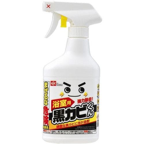 LEC Отбеливающий спрей для удаления плесени в ванной комнате (спрей)