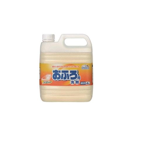 Mitsuei Чистящее средство для ванной комнаты  с ароматом цитрусовых 4 л