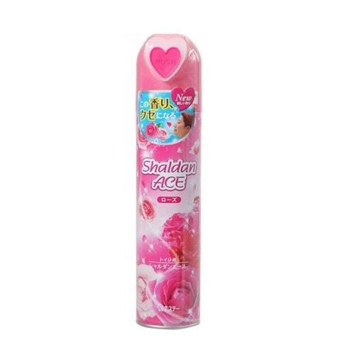 ST  Shaldan ACE  Освежитель воздуха для туалета c ароматом розы