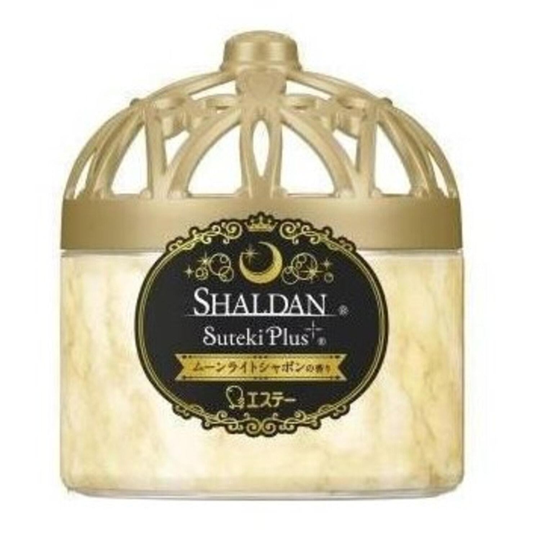 ST Shaldan Гелевый освежитель воздуха, для комнаты и туалета, Лунное мыло, 260 г
