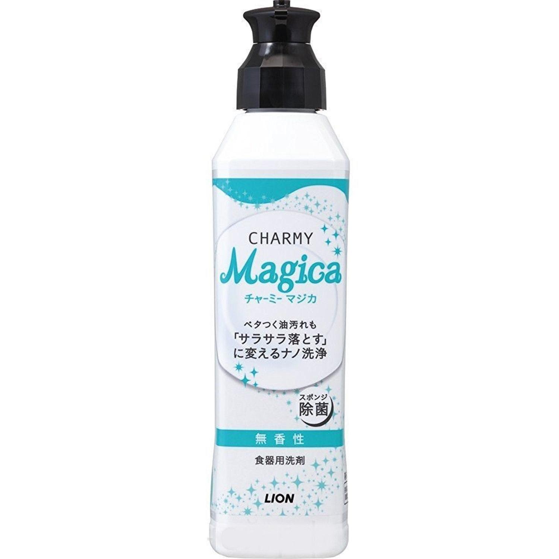 LION Charmy Magica+ Концентрированное средство для мытья посуды с ароматом мяты. 220 мл./259428