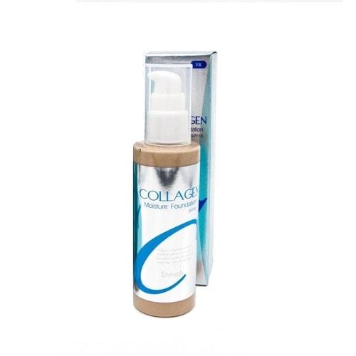 Enough Collagen Moisture Foundation  Увлажняющий тональный крем с коллагеном, SPF15, тон 21, 100 мл