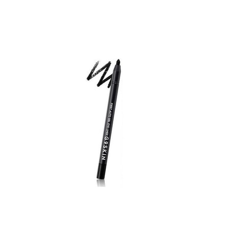 BERRISOM First Auto Gel Eye Liner Glitter Black 02 Карандаш для глаз гелевый (черный)