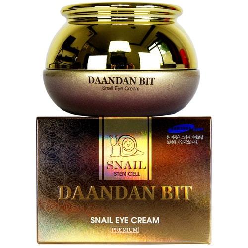 DAANDANBIT Snail Eye Cream Крем для кожи вокруг глаз с экстрактом улитки, 50 мл./004788