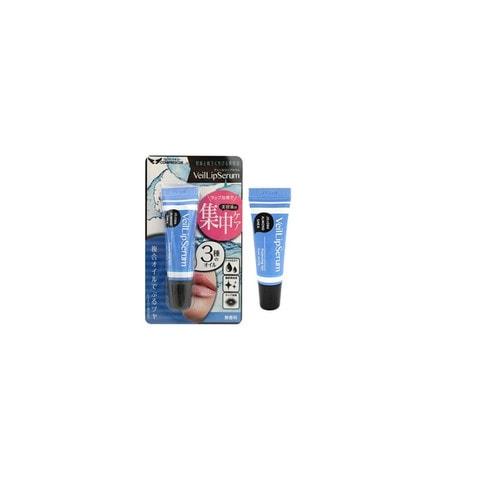 VeilLipSerium  Увлажняющий блеск-бальзам для губ с натуральными растительными маслами и ментолом (без аромата), 10 мл/ 056294