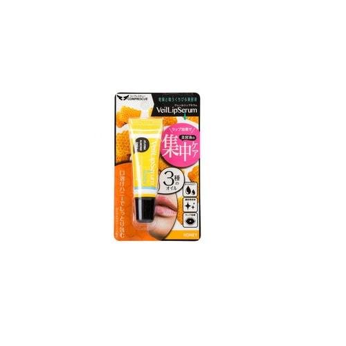 SunSmile Veil Lip Бальзам для губ увлажняющий с натуральными маслами и ароматом меда, 10 мл/ 056300