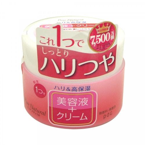 PDC Pure natural cream moist lift Крем-эссенция с лифтинг - эффектом