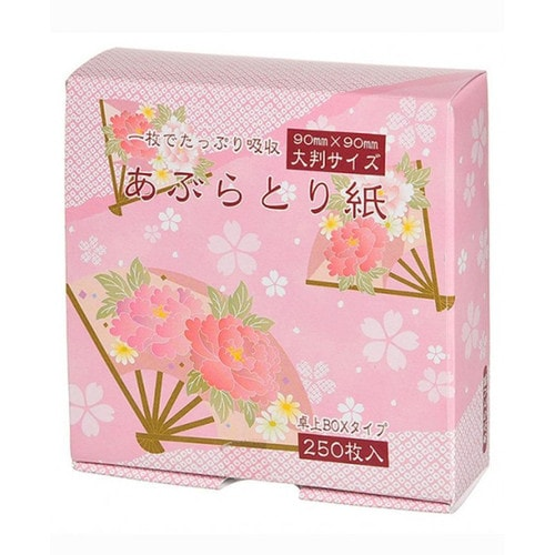 Kyowa Shiko Матирующие салфетки для лица