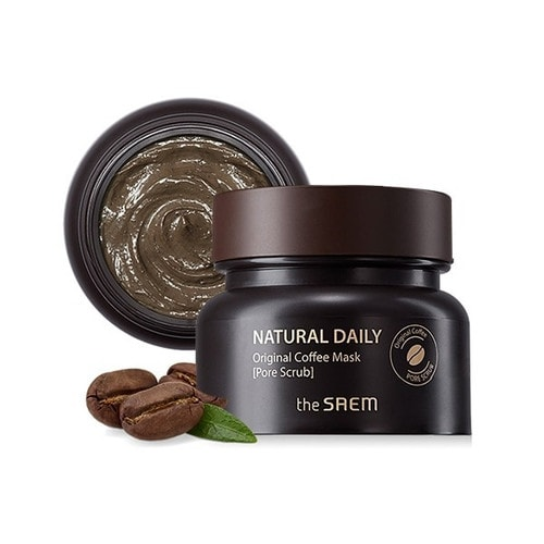 SAEM  Natural Daily Original Coffee Mask Маска для лица с экстрактом кофе, 100 г