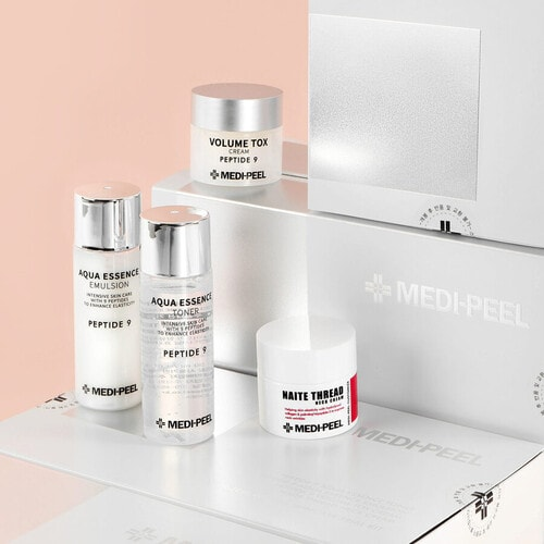 MEDI-PEEL Peptide 9 Skincare Trial Kit Набор средств для лица с пептидами