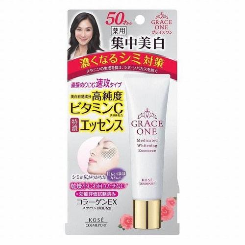KOSE Cosmeport «Grace One» Эссенция против пигментных пятен, для кожи лица после 50 лет, 30 г / 388367