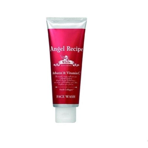Angel Recipe White Крем-пенка для умывания против веснушек и пигментных пятен, 90г/ 401273