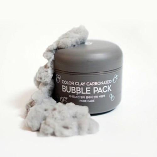 G9 SKIN Color Clay Carbonated Bubble Pack Маска для лица глиняная пузырьковая,  100мл / 654284