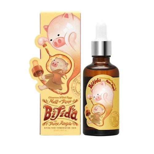 Elizavecca  Milky Piggy Bifida 100%  Антивозрастная сыворотка со 100% экстрактом лизата бифидобактерий, 50 мл/ 752271