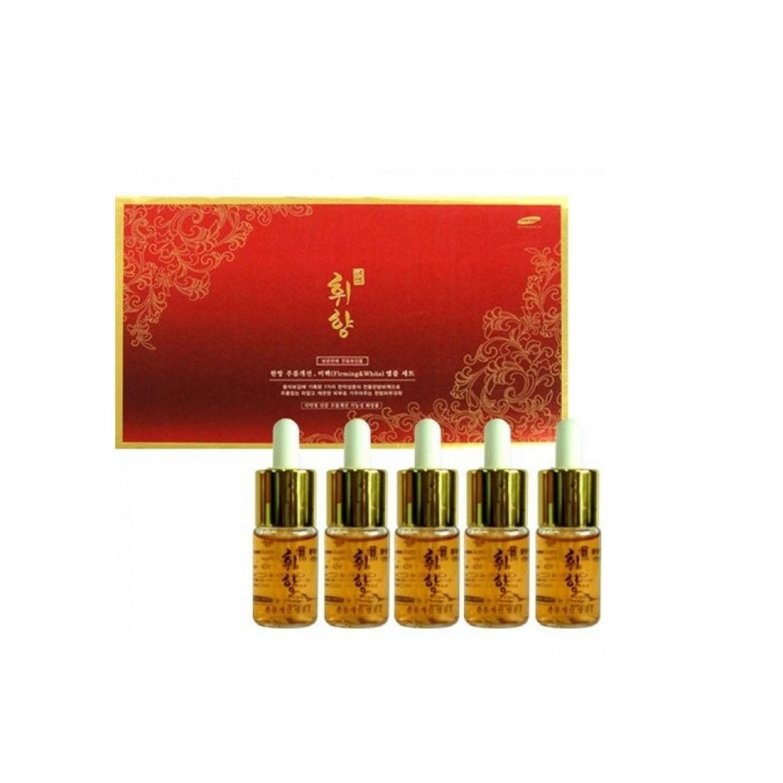 DEOPROCE Whee Hyang Anti-Wrinkle Ampoule Set 2 Сыворотка для лица антивозрастная