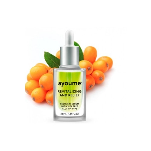 AYOUME Vita Tree Revitalizing-and-Relief Serum Сыворотка восстанавливающая, 30 мл / 822874