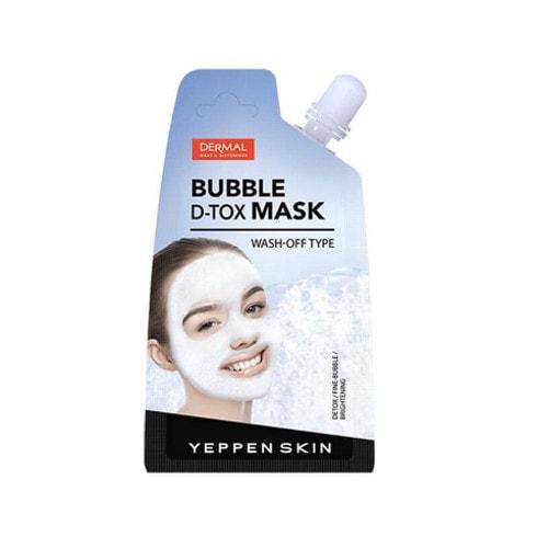 YeppenSkin Пузырьковая ДеТокс маска для лица, 20 г./ 859968