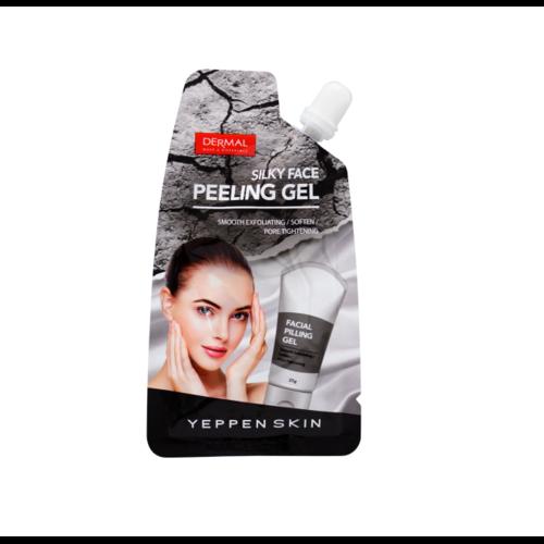 """YEPPEN SKIN  """"Шелковая кожа"""" Пилинг гель для лица, 20г./ 859982"""