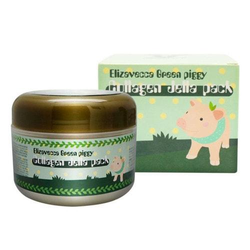 Elizavecca Green Piggy Collagen Jella Pack Гелевая коллагеновая маска, 100 г / 914035