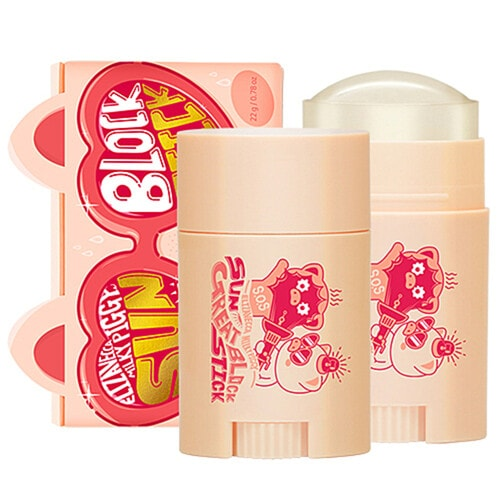 ELIZAVECCA Milky Piggy Sun Great Block Stick Стик солнцезащитный для кожи SPF 50+ PA+++ , 22 г