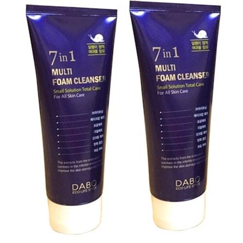 Dabo Multi Foam Cleanser Очищающая пенка для лица мультифункциональная 7 в 1, 180 мл / 955692